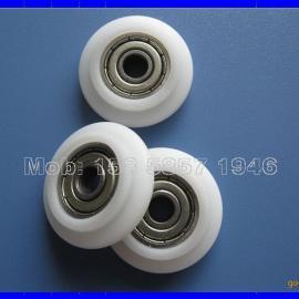 【HN-525A】A字型塑料玩具滑轮 塑料轴承