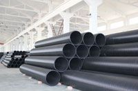 HDPE通用增强型网状结构壁管批发厂家