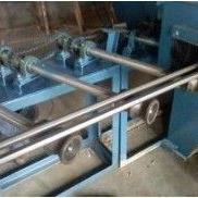 盘圆钢筋抛丸清理机厂家六棱钢抛丸机-钢筋喷丸除锈机