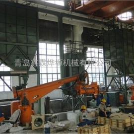 青岛S5210树脂砂生产线-专用旧砂再生生产线价格。