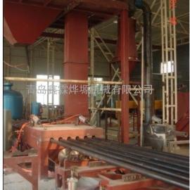 油管内壁喷丸清理机-油田油管内壁喷丸清理机-新疆调试成功。