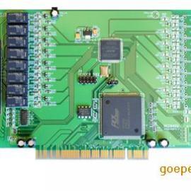 供应PCI8402A/B光隔离开关量输入继电器输出接口卡