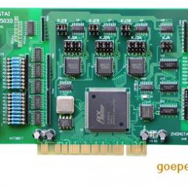 供应中泰PCI-8503光隔离脉冲计数定时接口卡吉林通化