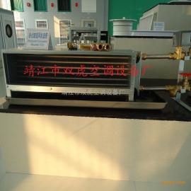 卧式暗装风机盘管空调器、空调末端产品、风盘、水温空调