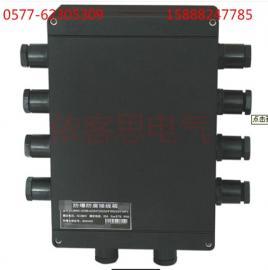 防爆防腐接线箱BF28158-S_ 接线端子数、额定电流