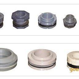 厂家直销;水箱接头、PVC接口、管道连接夹头、ABS接口