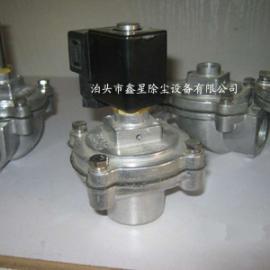 电磁脉冲阀DMF-T-40S(一寸半、直通式、内螺纹)