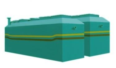 FWSZ型地埋生活污水处理设备供应商