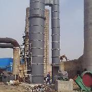 锅炉双塔水膜脱硫除尘器