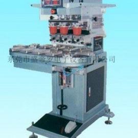 EP160C3自动三色转盘座地移印机