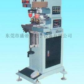 EP125AES2自动双色座地移印机