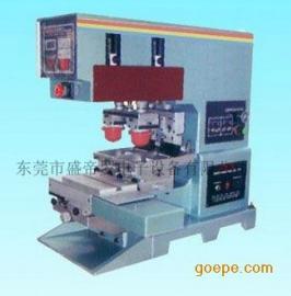 EP125S2自动双色座台移印机