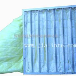 厂家直销湖南/湖北/江西空调袋式过滤器洁净室过滤袋