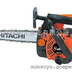 日立CS25EC、单手操控油锯、轻便型油锯、小型修枝油锯