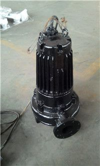 AF型双绞刀排污泵 双绞刀污水泵