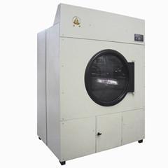 100kg双排风蒸汽烘干机