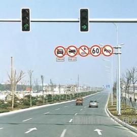 岔口监控杆,三岔路口监控杆,高速路监控杆【厂家生产】