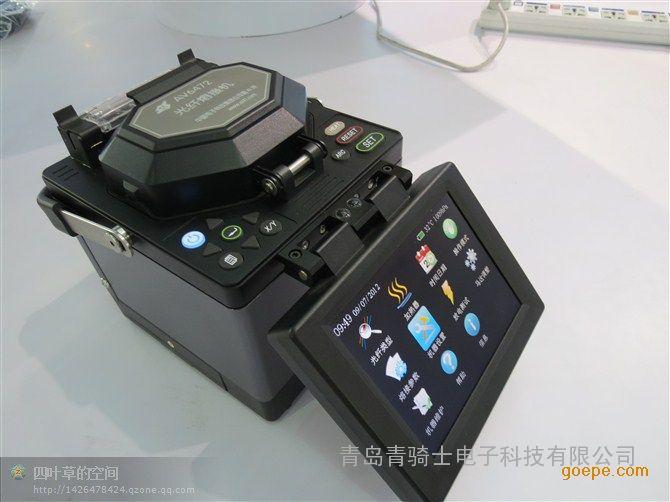 四川教程教程熔接机TK-91骑士光纤的视频v教程硬盘固态图片