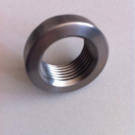 订做2cr13圆螺母,冷镦2r13台阶圆螺母
