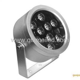 供应9W12W小体型LED投射灯/2500K投光灯