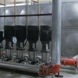 河北箱式管网叠压变频供水设备