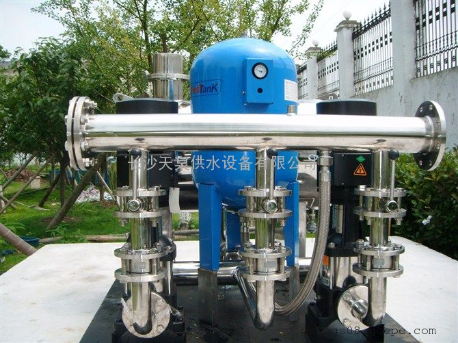 AKK无负压管网增压稳流给水设备