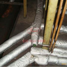 空压机排气管,压缩机排气管,油田保温套