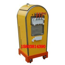 漯河冰淇淋机-漯河冰淇淋机送原料