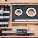 三丰可更换测头套装数显孔径千分尺468-973易于读数