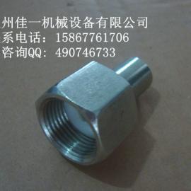焊接式压力表管接头M20*1.5-φ14