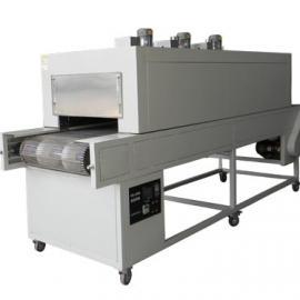 大功率LED填充硅胶注胶前支架130度预热除潮隧道烤箱