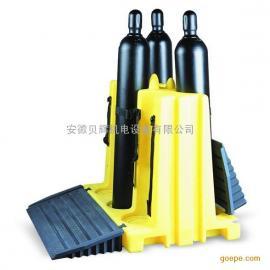 6气瓶固定架 7202-YE 固定架|气瓶架|气瓶固定
