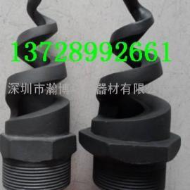 供应1-10寸耐高温耐腐蚀碳化硅螺旋喷嘴