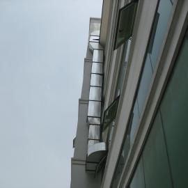 宁波镀锌板通风管道制作厂家