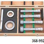 368-992原装三丰套装孔径千分尺368-992