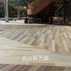 烟台塑木地板-烟台塑木栏杆-烟台塑木廊架-烟台塑木凉亭花箱