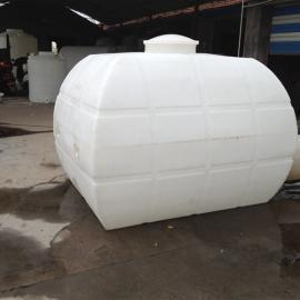 卧式水箱罐/平底水罐/运输罐/塑料罐