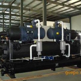中央空调机组,螺杆式冷水机,水冷式中央空调
