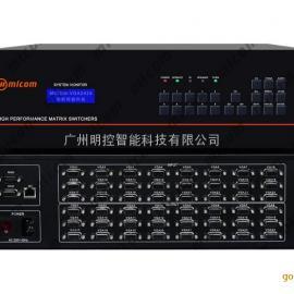 VGA矩阵切换器:MICOM-VGA2424