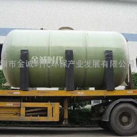 惠州玻璃钢缠绕式化粪池