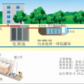乡村卫生院综合污水整体处理工程