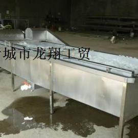 芦笋连续式漂烫机|蔬菜低温漂烫机