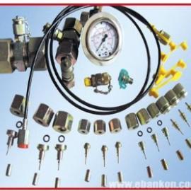 压力表测压软管 压力表测压硅胶管总成