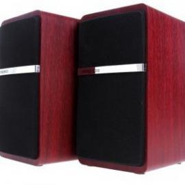 能源管理系统用纯手工木质USB音响音箱