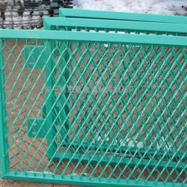喜振丝网厂供应 不锈钢护栏网 高速公路钢板网
