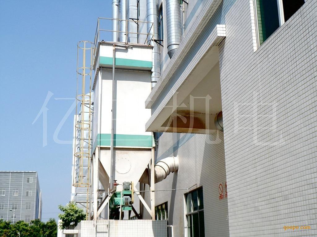 脉冲布袋除尘器 东莞专业生产布袋除尘器