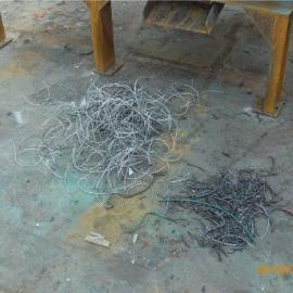 新一代钢丝绳、铁屑粉碎机