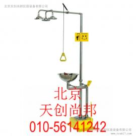 WJH0458A手动排空式冲淋洗眼器厂家电话
