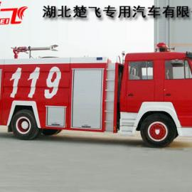 斯太尔抢险救援消防车|重汽灭火救援车