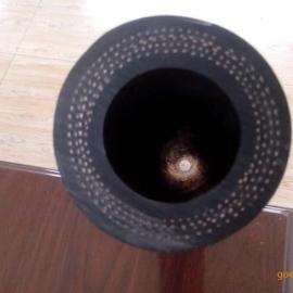 造纸厂专用内外管壁天然橡胶,机械缠绕法专用软管泵橡胶软管
